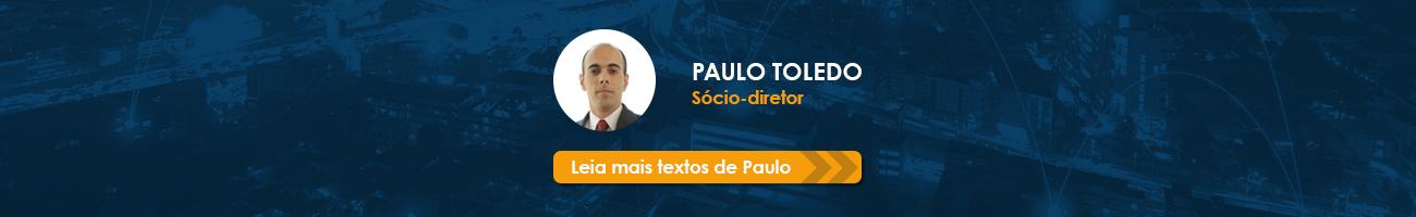 Paulo Toledo | Sócio-diretor