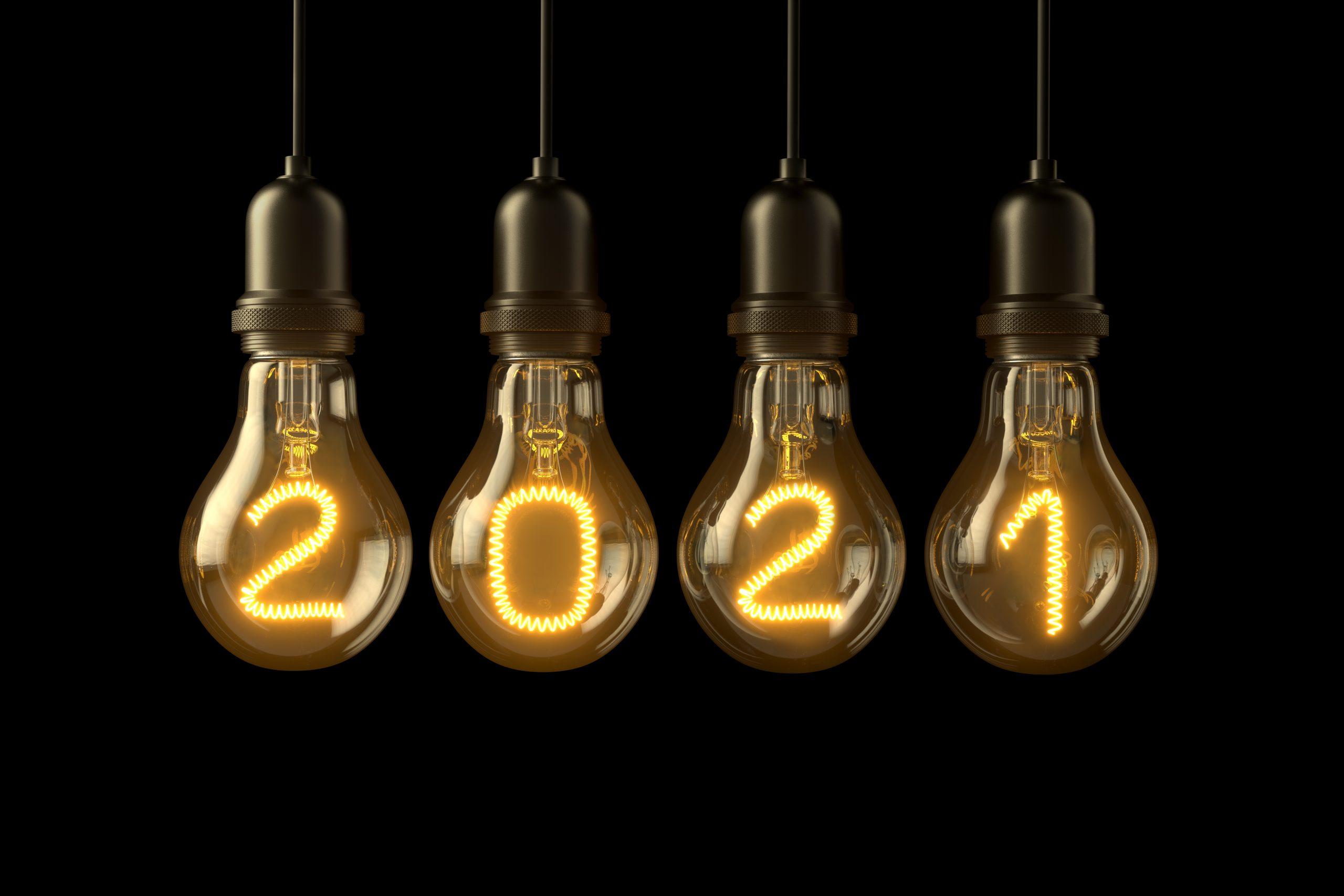 Terminou 2020. Qual é a energia que precisamos para 2021?