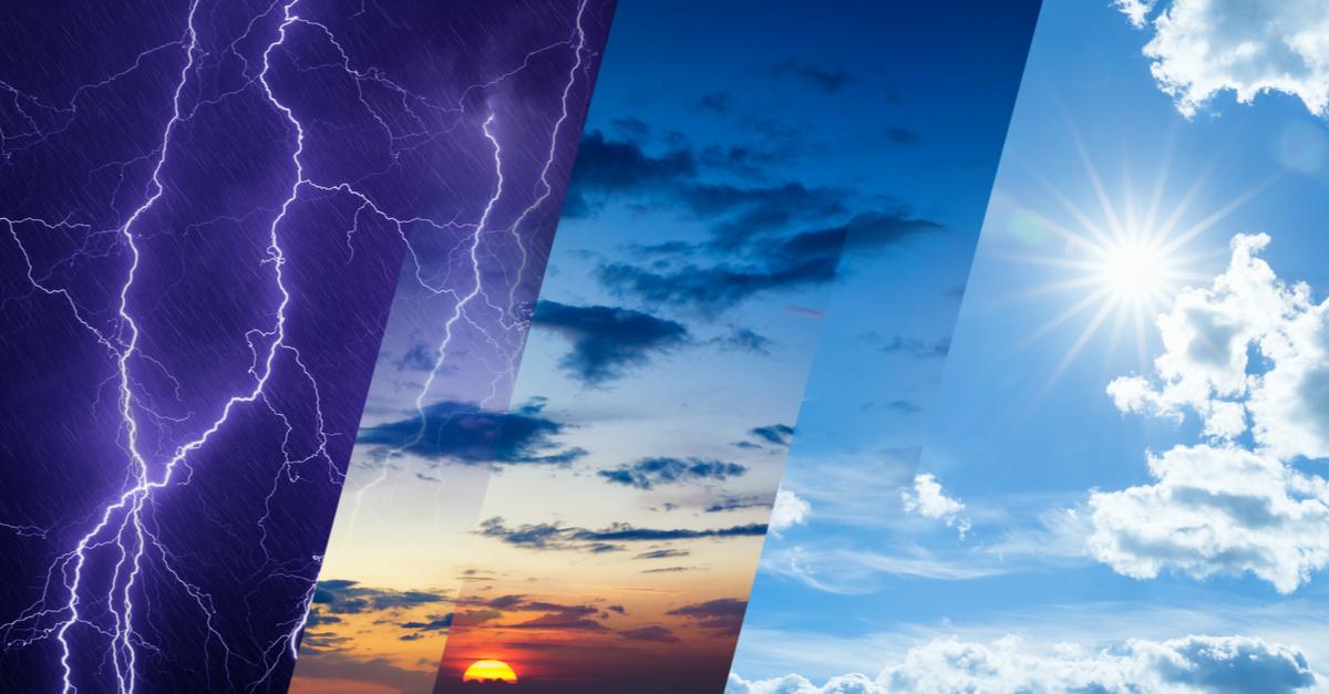 A influência da meteorologia na formação do preço de energia elétrica no mercado livre